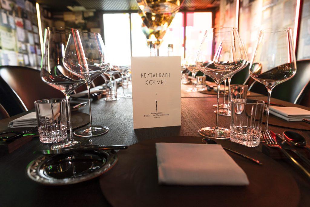 GOLVET x KPM Launch Dinner